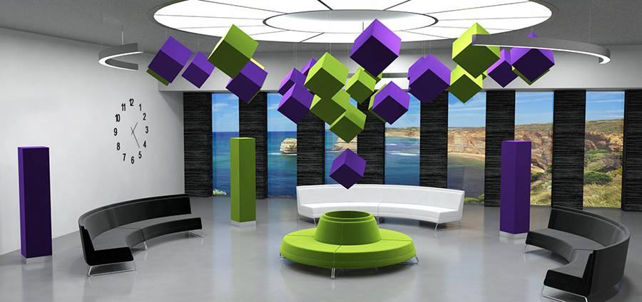 isolation phonique des espaces tertiaires pour am liorer les conditions de travail mobilier de. Black Bedroom Furniture Sets. Home Design Ideas
