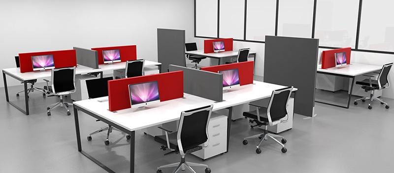 solutions contre la nuisance sonore au bureau mobilier de bureau vers bordeaux la galerie du. Black Bedroom Furniture Sets. Home Design Ideas